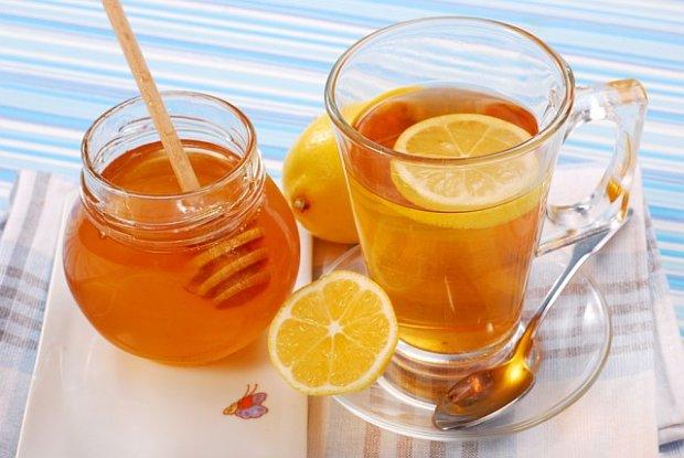 Lemon Water Honey