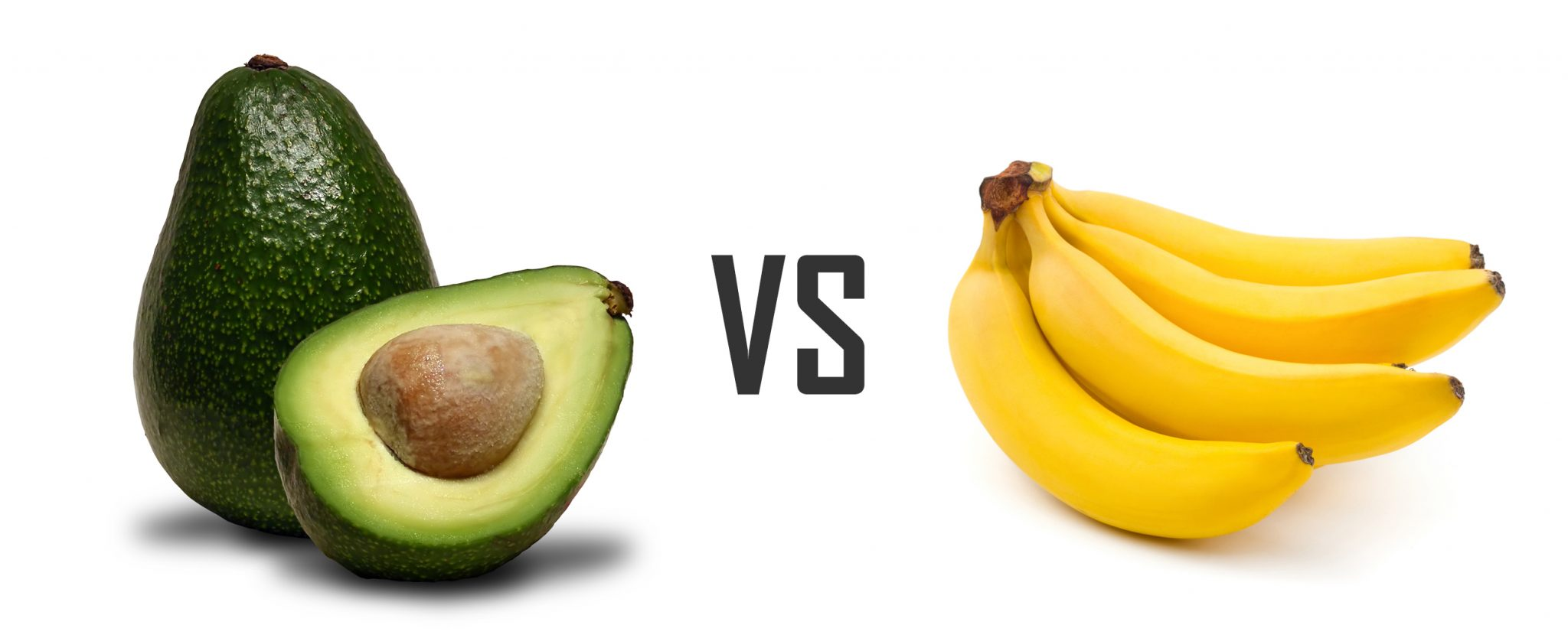 Avocado Vs Banana