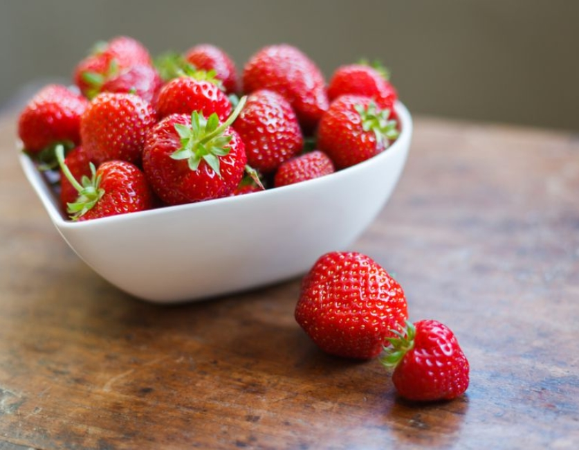 Strawberries To The Rescue