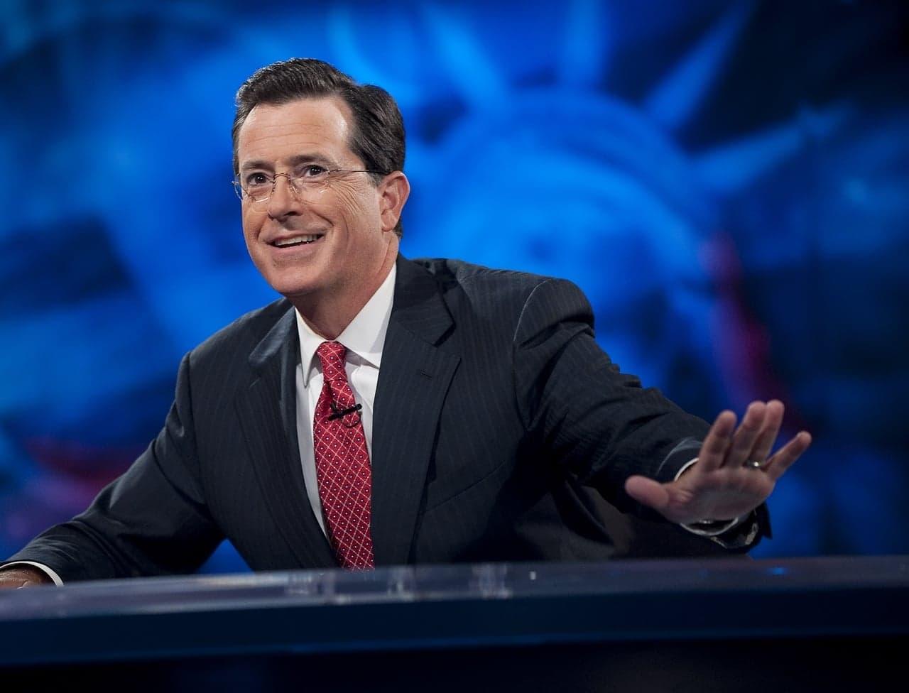 Stephen Colbert 45 Million