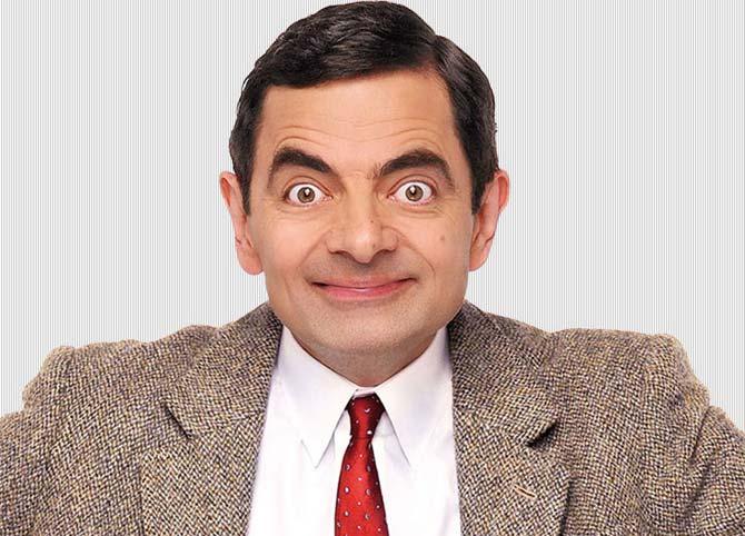 Rowan Atkinson – 130 Million