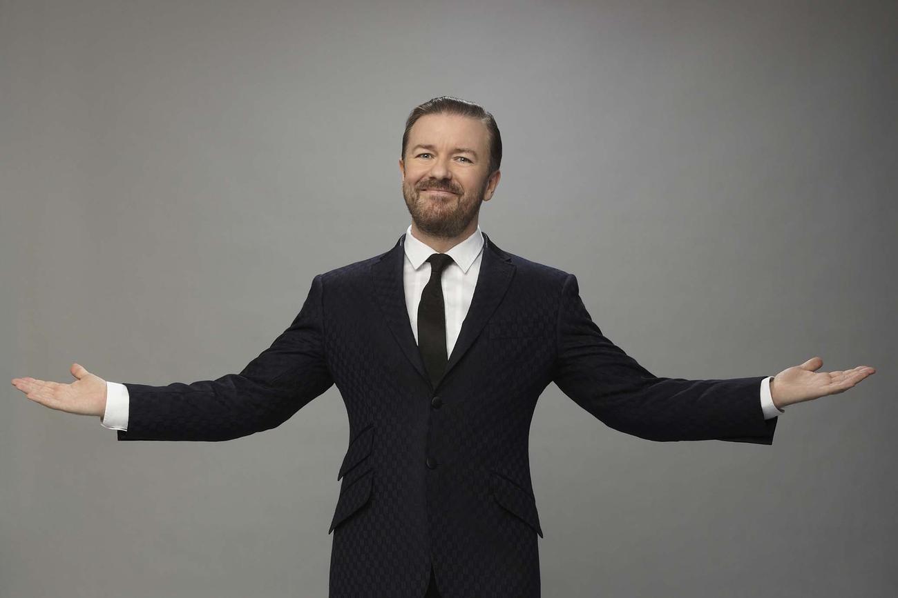 Ricky Gervais – 80 Million