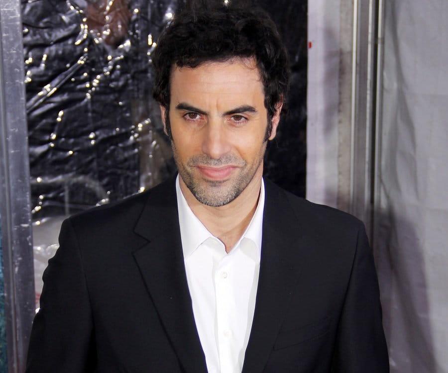 Sacha Baron Cohen 110 Million
