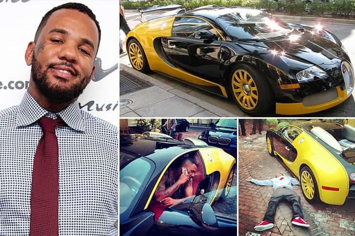 The Game – Bugatti Veyron Estimated 2.2 Million