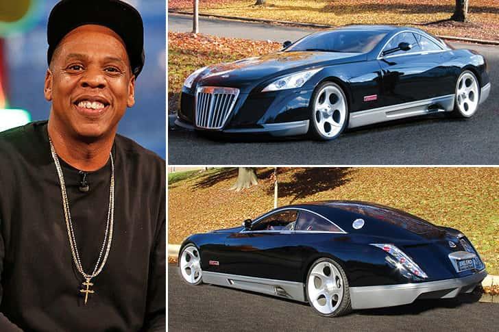 Jay Z – Maybach Exelero Estimated 8.8 Million