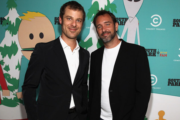 Matt Stone And Trey Parker 400 Million