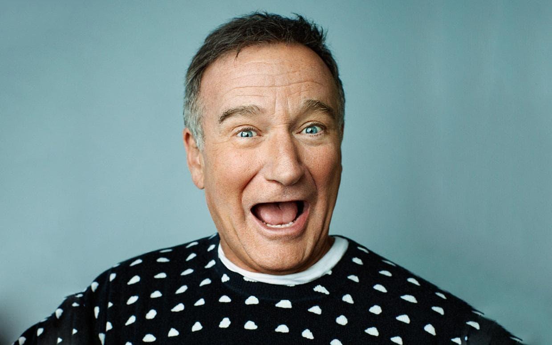 Robin Williams – 50 Million