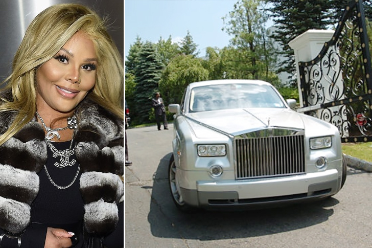 Lil' Kim – Rolls Royce Phantom Estimated 410K