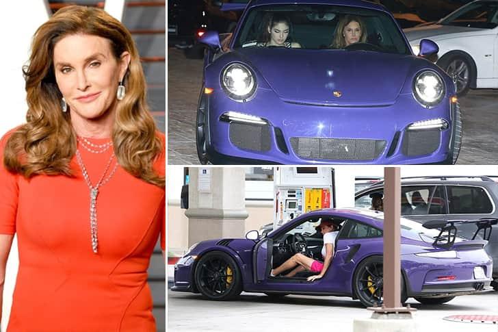 Caitlyn Jenner – Porsche GT3 RS Estimated 176K