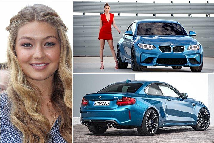 Gigi Hadid – BMW M2 Estimated 65K