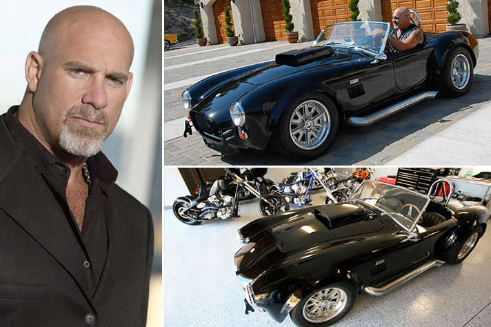 Bill Goldberg – Shelby Cobra Estimated 1.5 Million