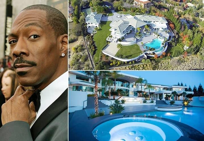 Eddie Murphy 85 Million Hollywood Hills