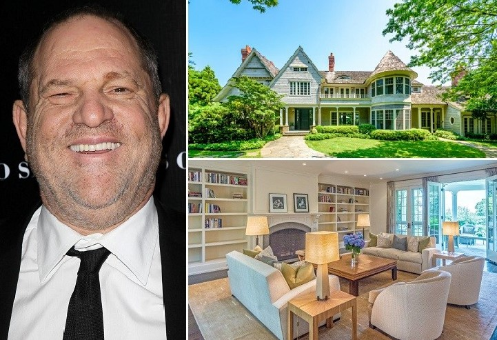 Harvey Weinstein 12.4 Million New York