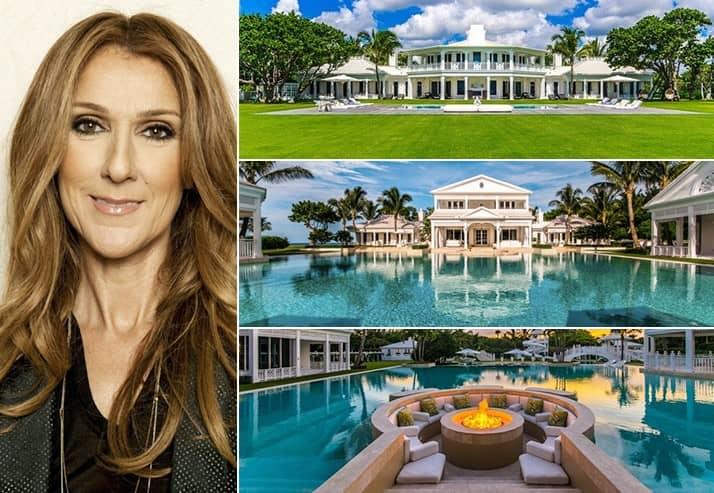 Celine Dion 65 Million Florida