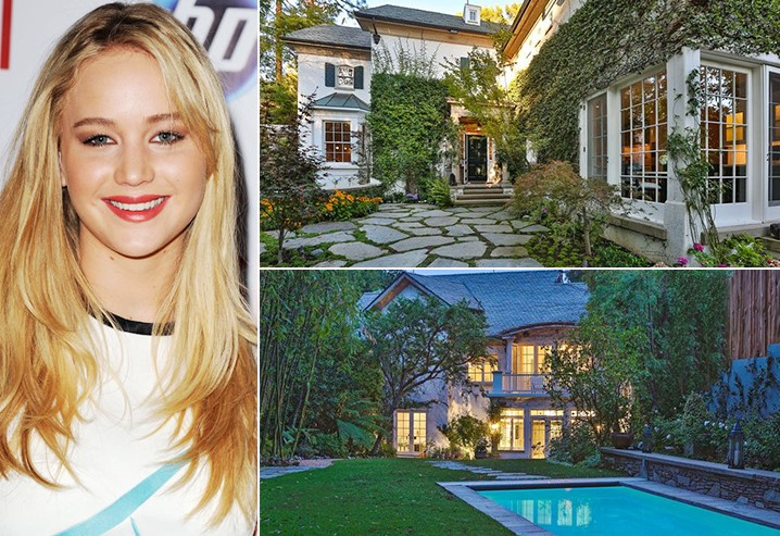 Jennifer Lawrence 8 Million Beverly Hills