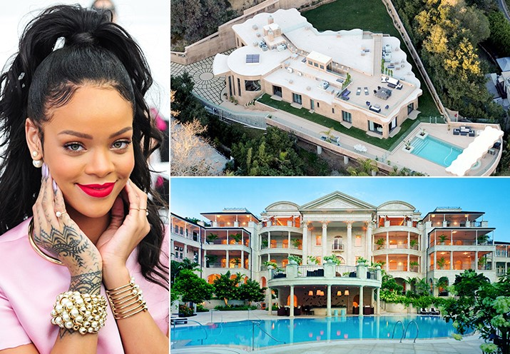 Rihanna 22 Million Barbados
