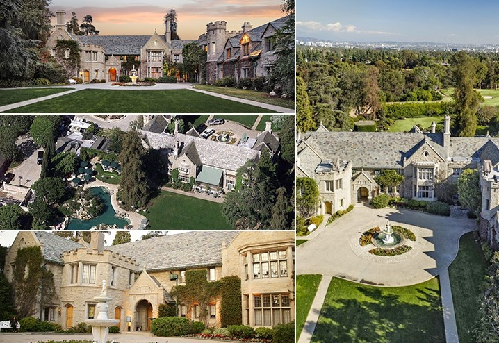 Playboy Mansion 100 Million Los Angeles