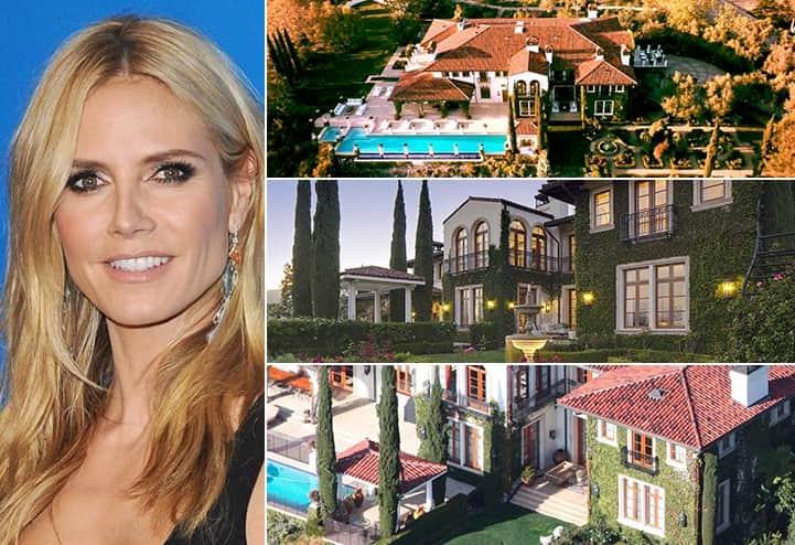 Heidi Klum 24 Million Los Angeles