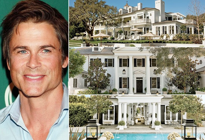Rob Lowe 42 Million Santa Barbara