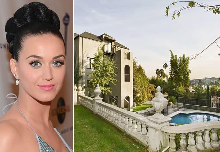 Katy Perry 4 Million Los Angeles