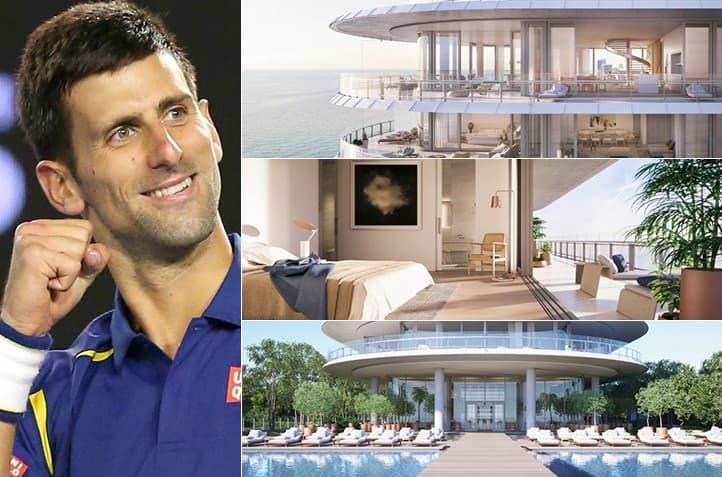 Novak Djokovic 15 Million Miami