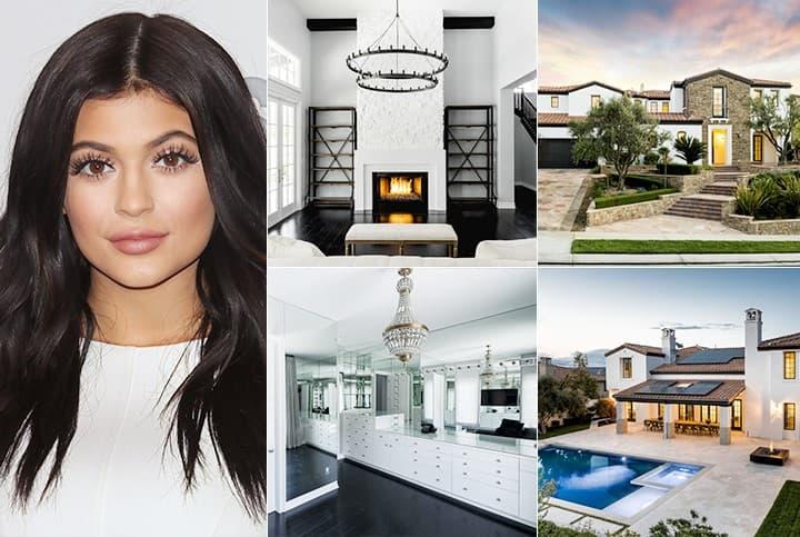 Kylie Jenner 3.3 Million California