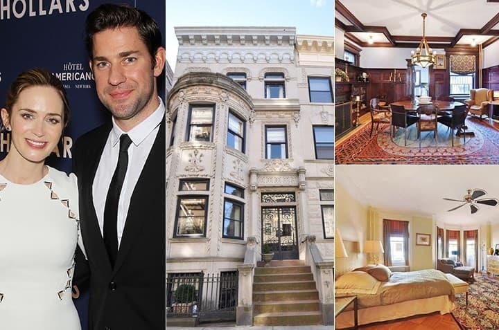 Emily Blunt John Krasinski 6 Million Brooklyn