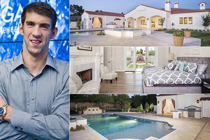 Michael Phelps 2.5 Million Scottsdale