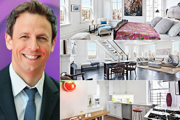 Seth Meyers 7 Million Greenwich Village