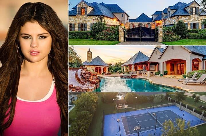 Selena Gomez 4 Million Texas