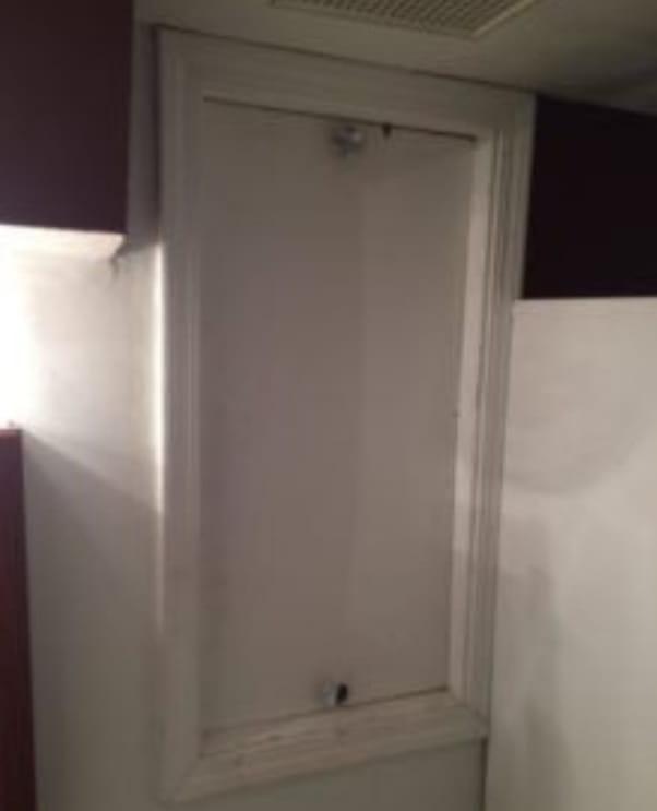A Secret Door
