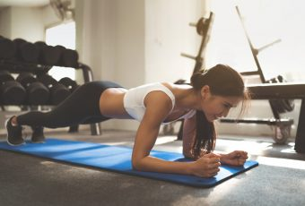 Why You Should Do A Plank Every Day