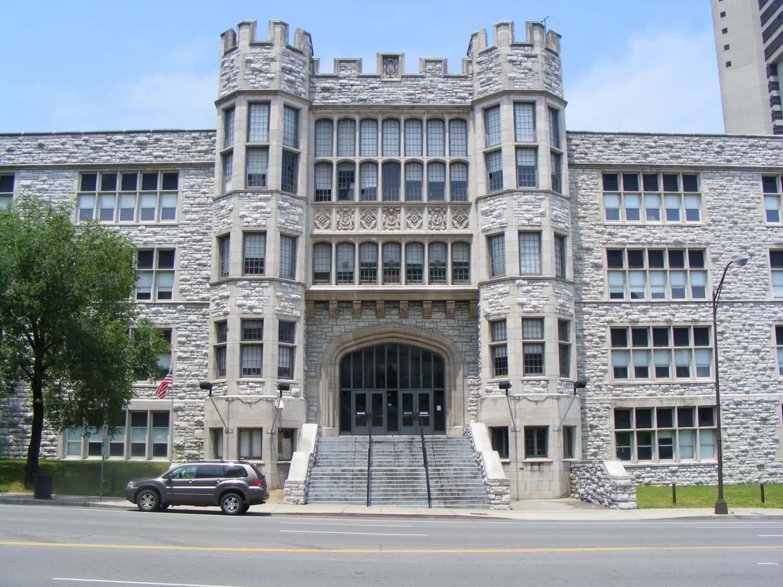 Hume Fogg Academic Magnet School