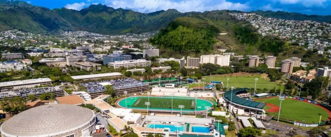 Hawaii – Adults With At Least A Bachelor's Degree 34%