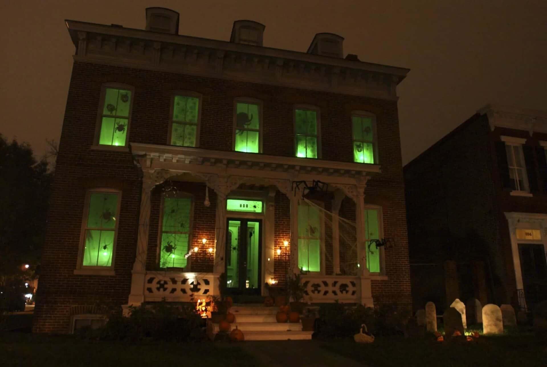 Installing Green Lights