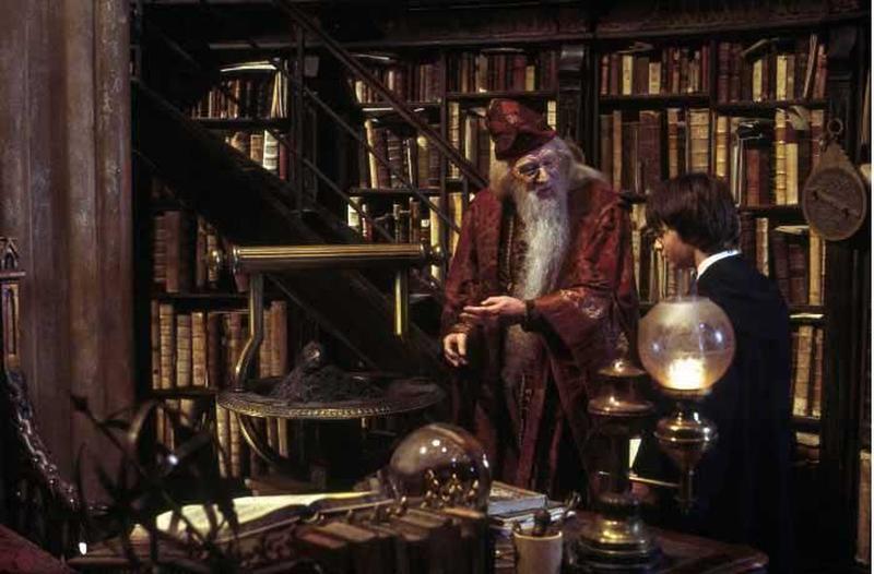 Dumbledore's Telescope