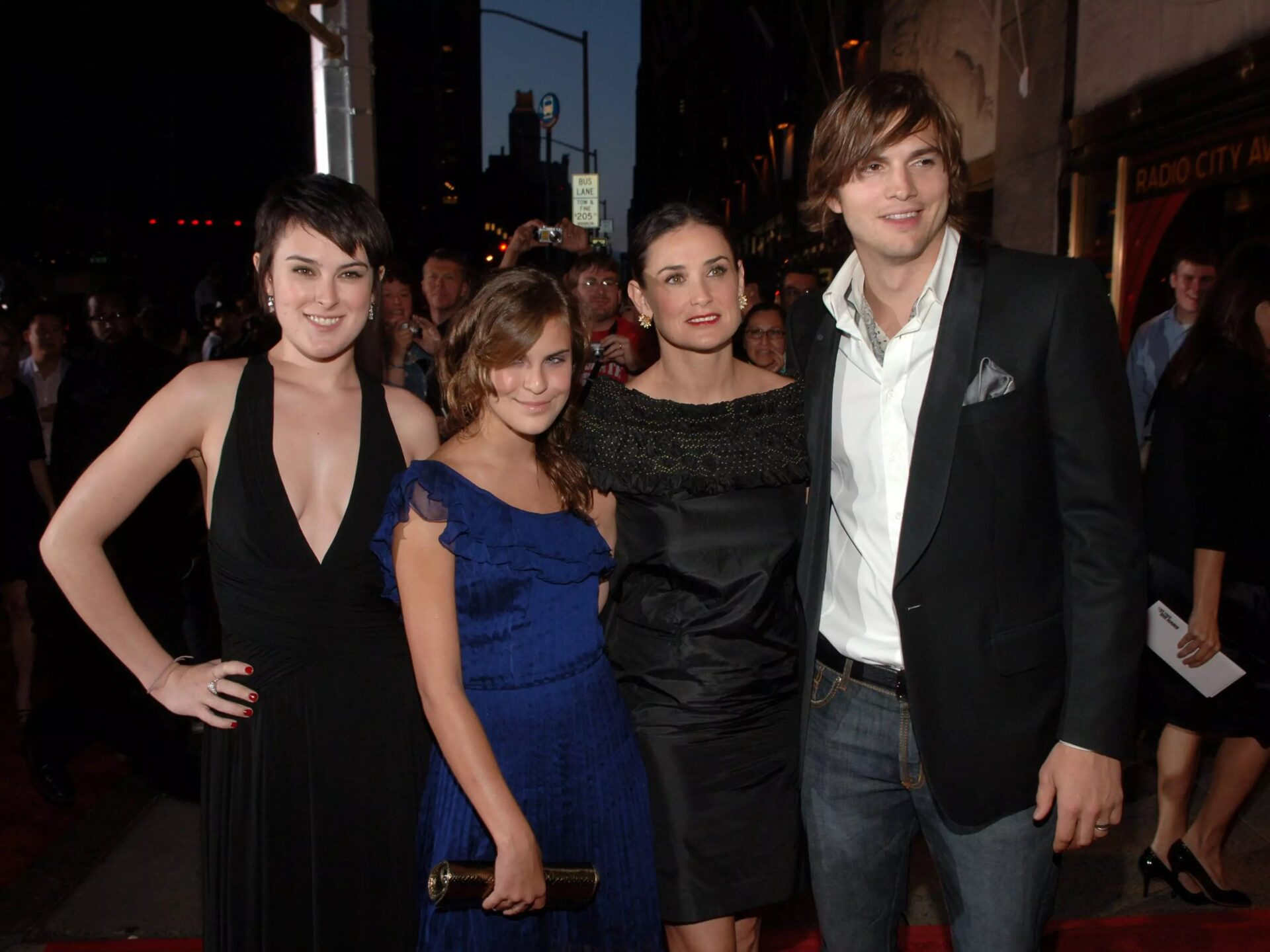 Her Relationship With Kutcher