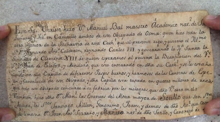 The Letter Inside